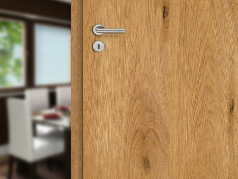 Holz Premium Eiche teilmassiv längs