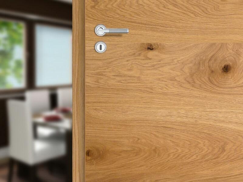 Holz Premium Pesaro Eiche teilmassiv quer