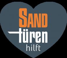 Sand Türen hilft - wir haben Herz