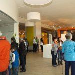 Tag der offenen Tür 2015, Beratung in der Ausstellung