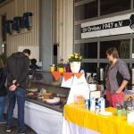 Tag der offenen Tür 2015, Kuchenbuffett
