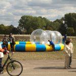 Tag der offenen Tür 2015, Waterballs