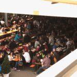 Tag der offenen Tür 2015, Mittagessen