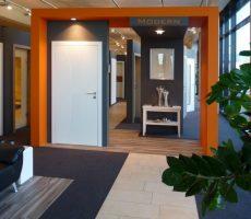 Türenportal Türenausstellung Sand Türen in Ornbau