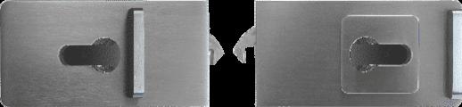 News - PZ-Verriegelung Glasschiebetür
