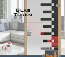 preview Prospekt Glastüren 2020 - Vorderseite