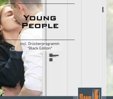 Prospekt Young People 2020 - Vorderseite