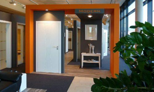 Sand Türen GmbH Ornbau - Unsere Türenausstellung