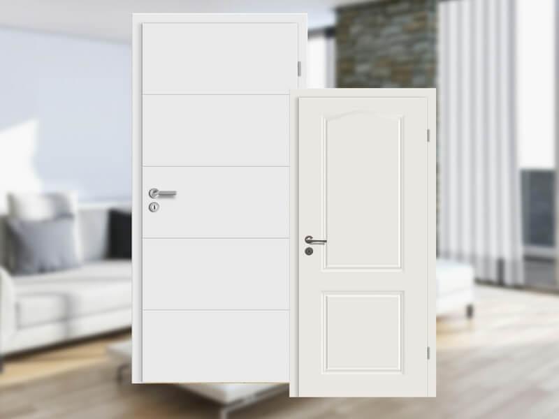 Stil   Design Türen Weiß