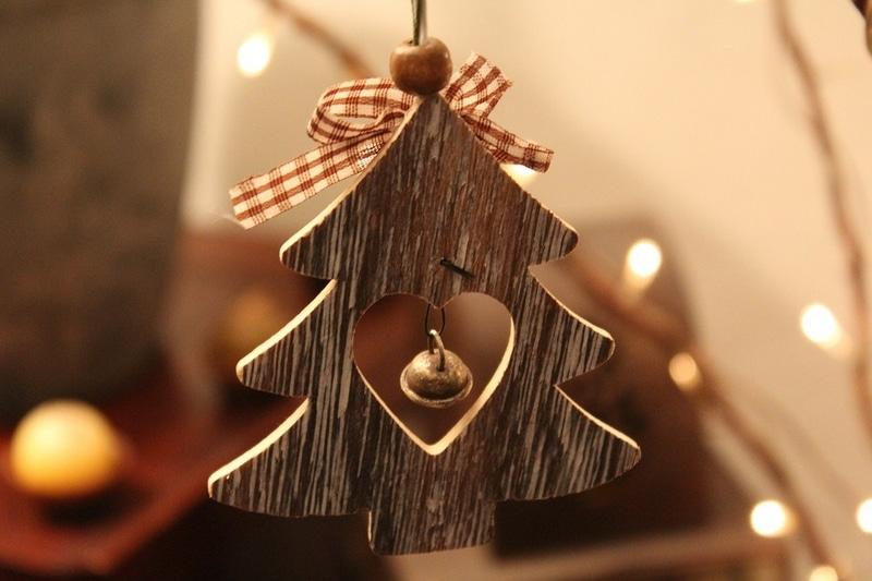 Weihnachten-Anhänger