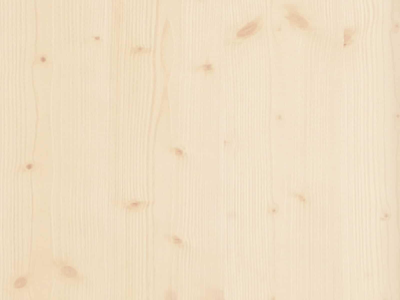 Echtholz Fichte astig mittel weiß gebürstet