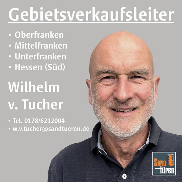 Gebietsverkaufsleiter Wilhelm von Tucher