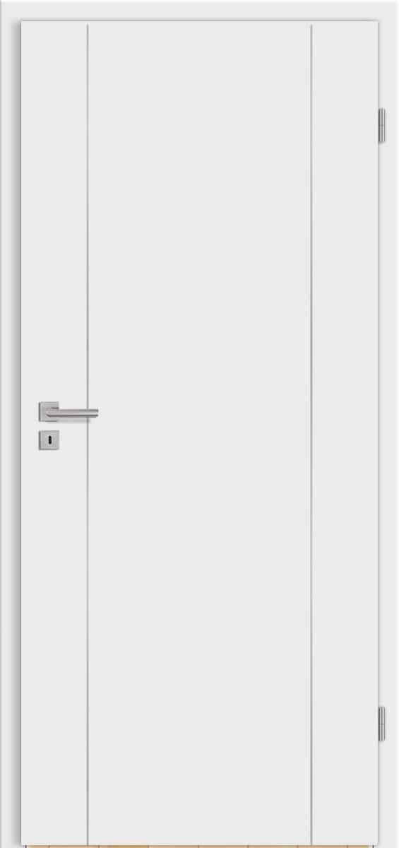 E-Design Garda wG24 Weißlack