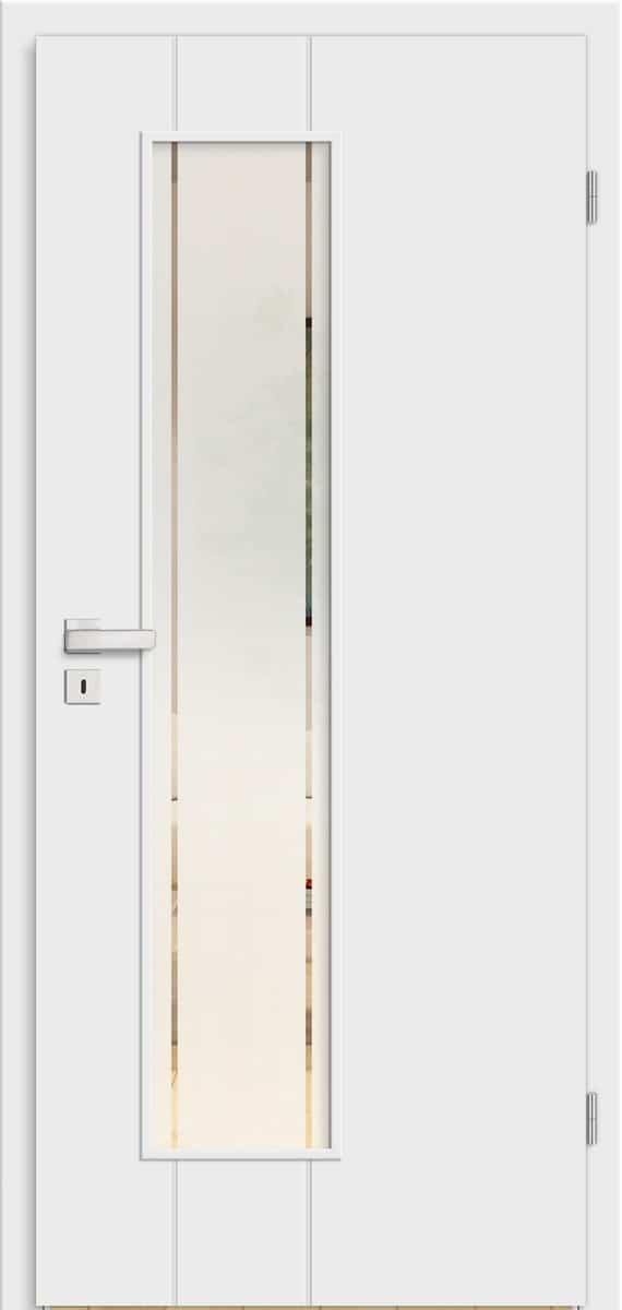 Select Cremona Weißlack - LV - Siedo 02 Siebdruck
