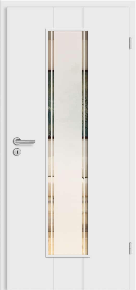 Select Domo Weißlack - LM - Siedo 01 Siebdruck