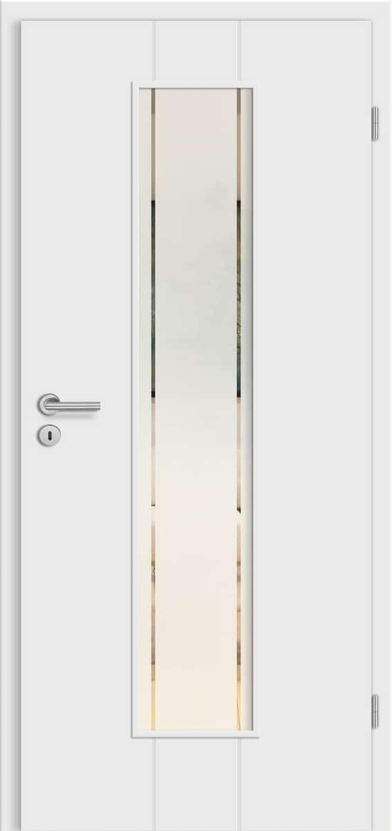 Select Domo Weißlack - LM - Siedo 02 Siebdruck