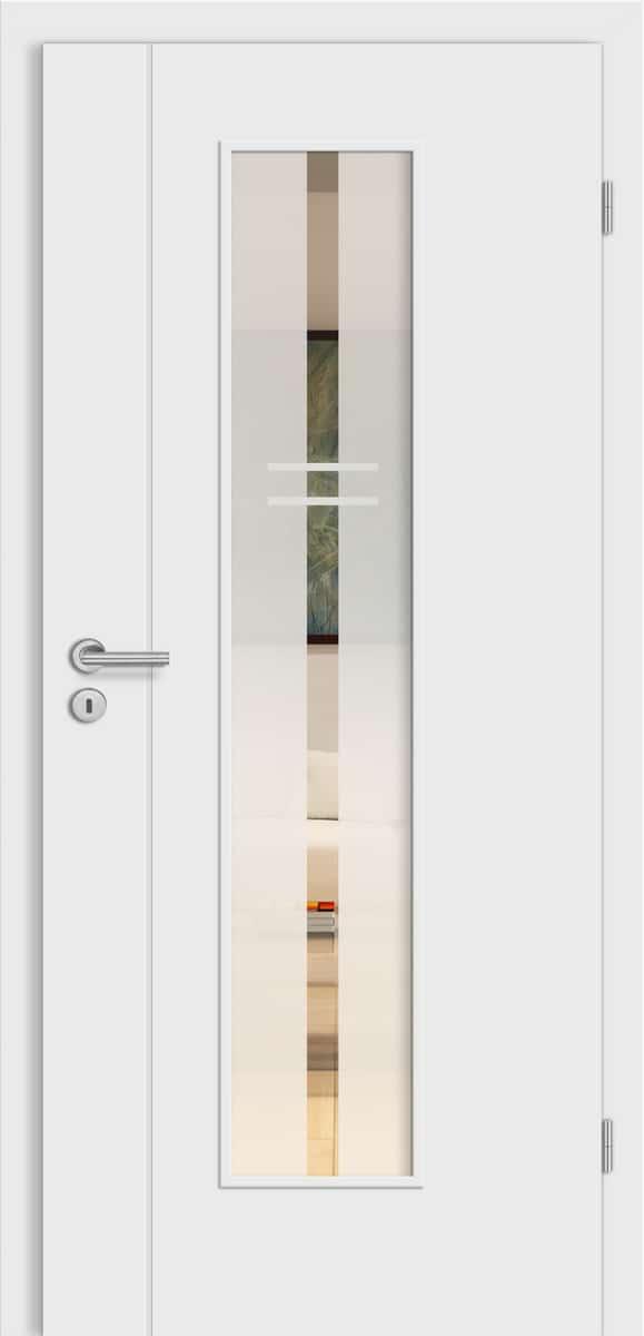 Select Florenz Weißlack - LM - Rubin 050