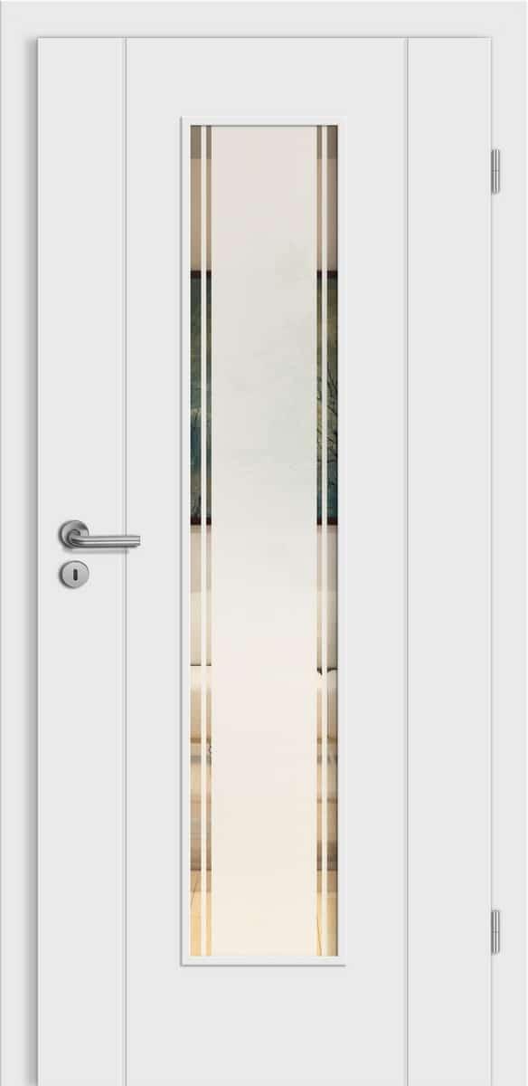 Select Garda Weißlack - LM - Siedo 01 Siebdruck