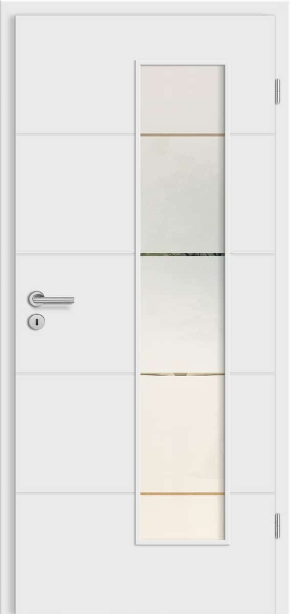 Select Rovereto Weißlack - LV - Siero 02 Siebdruck