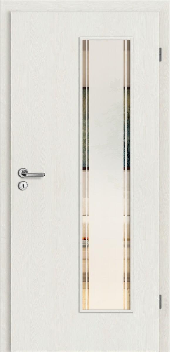 CPL Elegance Antara-Eiche weiß gebürstet längs – LV – Siedo 01