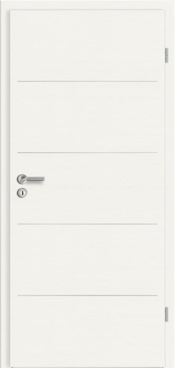 CPL Elegance Rovereto cG29 Weiß gebürstet quer