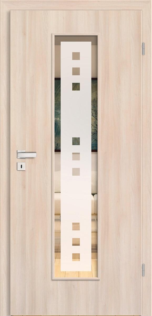 cpl top puristo akazie glatte t r lm sand t ren gmbh. Black Bedroom Furniture Sets. Home Design Ideas