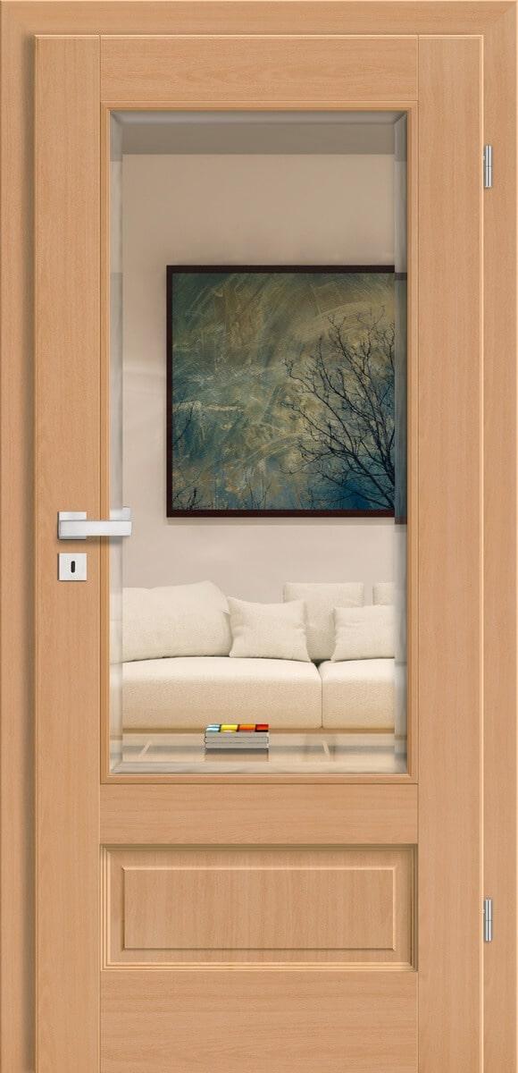 holzt r landhaust r g teborg buche natur la5 sand t ren. Black Bedroom Furniture Sets. Home Design Ideas
