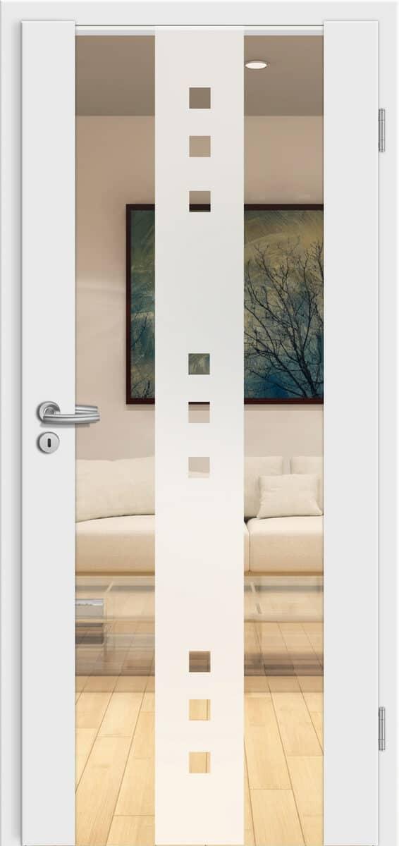 GGRT Genua Weißlack – Intarsit 1M Modell 2