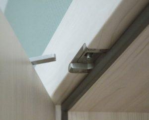 Softdämpfer integriert für Holztüren